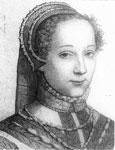 (Louise Labé, retrato de Pierre Woériot)
